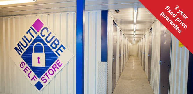 Multicube Leeds Storage